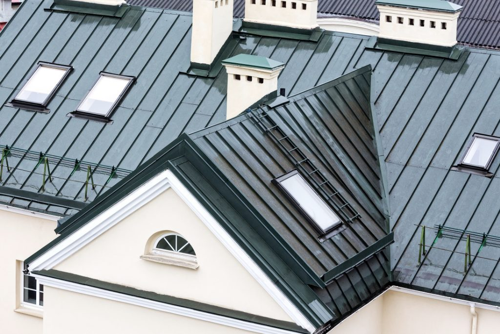 Metal Roofing Pictures